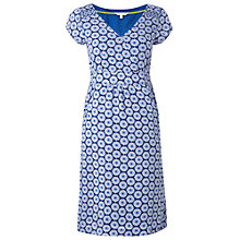 Buy White Stuff Tropic Flower Dress, Blue Online at johnlewis.com