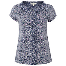 Buy White Stuff Clara Jersey Shirt Online at johnlewis.com