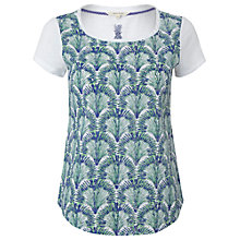 Buy White Stuff Jolie Dove T-Shirt, Multi Online at johnlewis.com