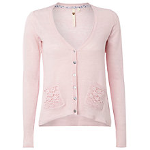Buy White Stuff Floridana Linen Cardigan Online at johnlewis.com