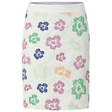Buy White Stuff Floral Floradita Skirt, Multi Online at johnlewis.com