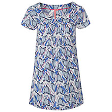 Buy White Stuff Island Butterfly Cotton Tunic Dress, Multi Online at johnlewis.com