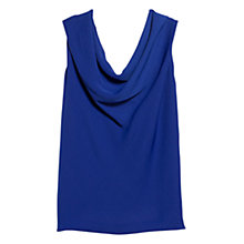Buy Mango Draped Top Online at johnlewis.com
