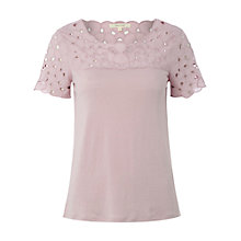 Buy White Stuff Forest Flower T-Shirt Online at johnlewis.com
