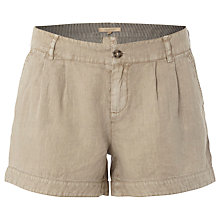 Buy White Stuff Linen Lottie Shorts Online at johnlewis.com