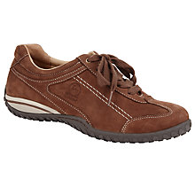 Buy Gabor Tote Nubuck Extra Wide Fit Trainers Online at johnlewis.com