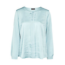 Buy Gerry Weber Draped Blouse Online at johnlewis.com