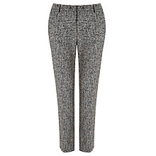 Buy Weekend by MaxMara Print Trousers, Ultramarine Online at johnlewis.com