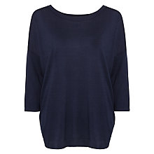 Buy Weekend by MaxMara Silk-blend Jumper Online at johnlewis.com
