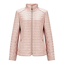 Buy Gerry Weber Pearlised Jacket, Rose Online at johnlewis.com