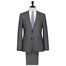 Buy Reiss Smithers Check Modern Suit, Grey Online at johnlewis.com