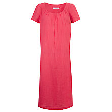 Buy John Lewis Gauze Linen Dress Online at johnlewis.com