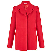 Buy John Lewis Helena Single Breasted Pea Coat Online at johnlewis.com
