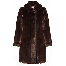 Buy John Lewis Monique Luxe Faux Fur Coat Online at johnlewis.com