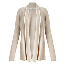 Buy John Lewis Skinny Rib Cardigan Online at johnlewis.com