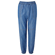 Buy Collection WEEKEND by John Lewis Jogger Trousers, Indigo Online at johnlewis.com