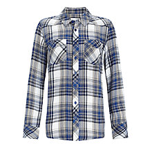 Buy Collection WEEKEND by John Lewis Check Shirt Online at johnlewis.com