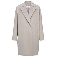 Buy John Lewis Ruby Cocoon Coat Online at johnlewis.com