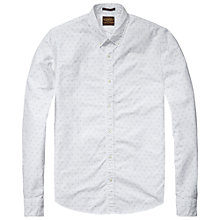 Buy Scotch & Soda Oxford Print Shirt Online at johnlewis.com