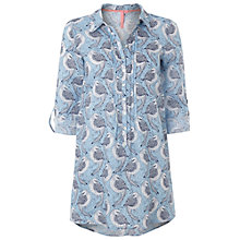 Buy White Stuff Birds Of Paradise Kaftan, Blue Online at johnlewis.com