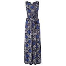 Buy White Stuff Athens Printed Maxi Dress, Blue Online at johnlewis.com