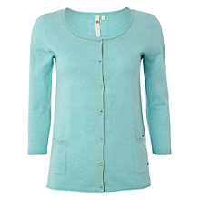Buy White Stuff Marianas Cardigan, Blue Online at johnlewis.com