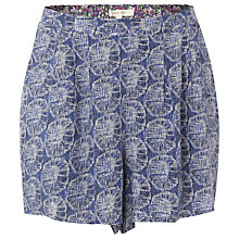Buy White Stuff Pretty Prink Skirt Shorts, Persian Purple Online at johnlewis.com