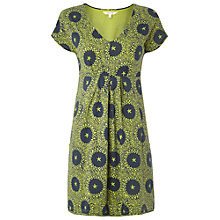 Buy White Stuff Be Like Me Tunic Dress, Iguana Green Online at johnlewis.com