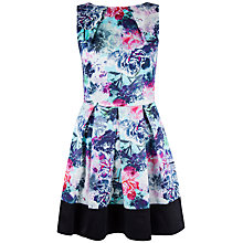 Buy Closet Hackney Antique Rose Skirt Dress, Multi Online at johnlewis.com