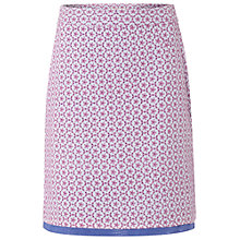 Buy White Stuff San Pedro Embroidered Cotton Skirt, Parma Violet Online at johnlewis.com