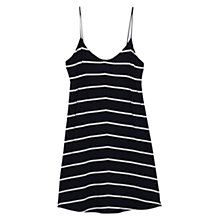 Buy Mango Striped Slim Strap Dress Online at johnlewis.com