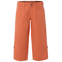 Buy White Stuff Summers Day Cropped Trousers, Tropicana Orange Online at johnlewis.com