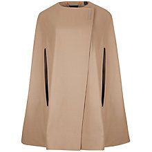 Buy Ted Baker Vickiye Minimalist Cape Online at johnlewis.com