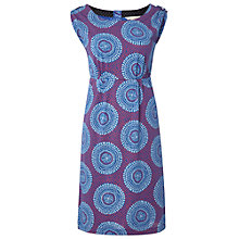 Buy White Stuff Beautiful Island Dress, Red Online at johnlewis.com