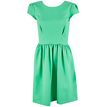 Buy Almari Diamond Quilt Dress, Seafoam Green Online at johnlewis.com