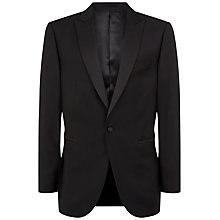 Buy Jaeger Wool Mohair Dinner Jacket, Black Online at johnlewis.com