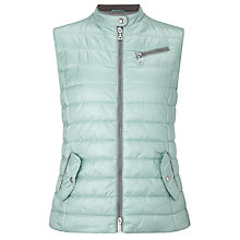 Buy Gerry Weber Pearlised Gilet, Wasabi Online at johnlewis.com