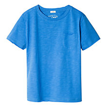 Buy Mango Kids Boys' Patch Pocket T-Shirt Online at johnlewis.com