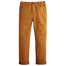 Buy Little Joule Boys' Rafe Chinos, Tan Online at johnlewis.com