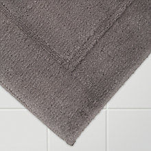 Buy John Lewis Egyptian Cotton Large Deep Pile Bath Mat Online at johnlewis.com