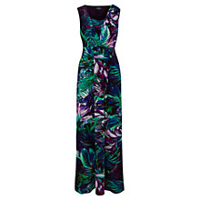 Buy Viyella Print Jersey Maxi Dress, Amazon Online at johnlewis.com