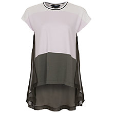 Buy French Connection Fast Sicily Stripe Top, Multi Online at johnlewis.com