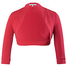 Buy Chesca Jersey Shrug, Poppy Online at johnlewis.com