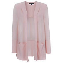 Buy French Connection Shimmer Spell Semi-Sheer Coat, Anemone Multi Online at johnlewis.com