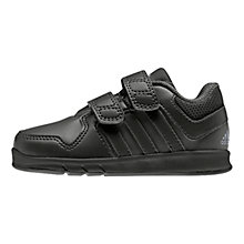Buy Adidas LK 6 Trainers, Black Online at johnlewis.com