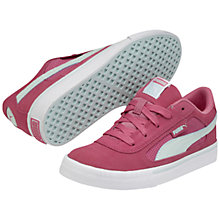 Buy Puma S Evolution Trainers, Pink Online at johnlewis.com