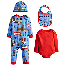 Buy Baby Joule London Gift Set, Blue/Multi Online at johnlewis.com