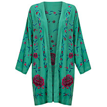 Buy East Embroidered Kimono Online at johnlewis.com