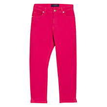 Buy Violeta by Mango Cuore Crop Jeans Online at johnlewis.com