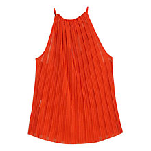 Buy Mango Ribbed Top Online at johnlewis.com